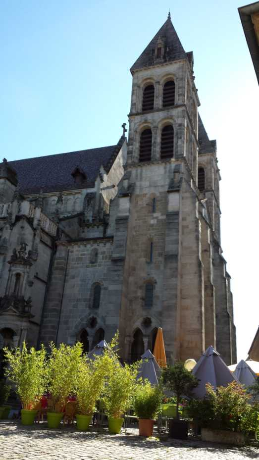 Autun Kathedrale Saint-Lazare