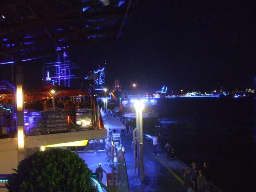 Blue Port Hamburg 2014 - Landungsbrücken