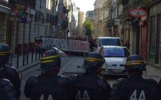 Bordeaux contre les retrogrades