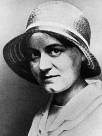 Edith Stein ca. 1920
