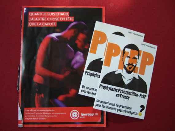 kannibalisiert PrEP Kondome