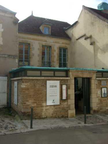 Romain Rolland Wohnhaus in Vézelay