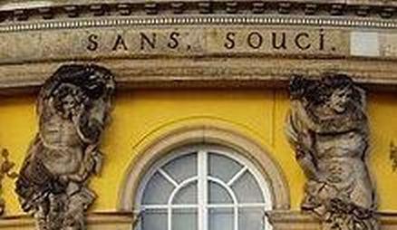 alte Sorglosigkeit? - Sanssouci, ohne Sorge