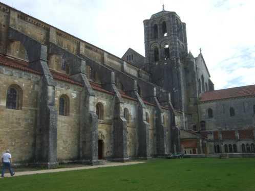 Vezelay Basilika Sainte Marie Madeleine 03
