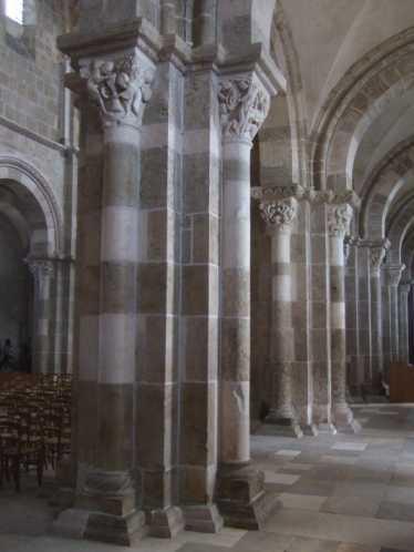 Vezelay Basilika St Marie Madeleine 06
