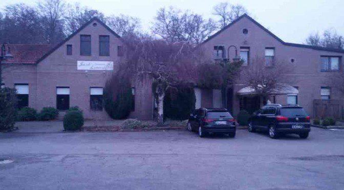 der ehemalige Rockpalast Delmenhorst - heute eine Tanzschule