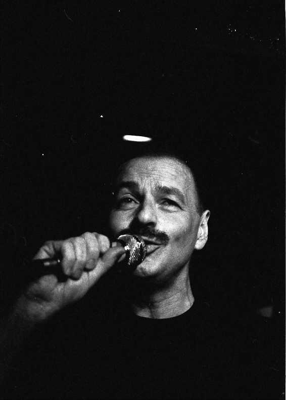 Jürgen Pletsch, Piano Zinc 1990er Jahre (Foto (c) Ludo Bouchet)
