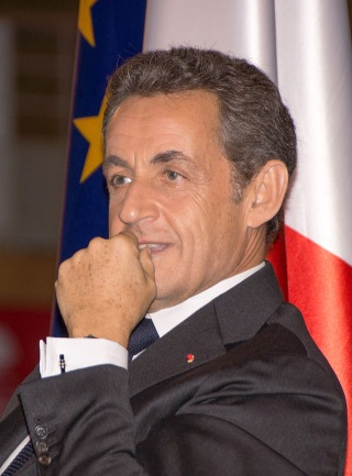 schart auch als Chef der 'Républicains' Homogegner um sich: Nicolas Sarkozy 2014 (Foto: Bfauvergue)