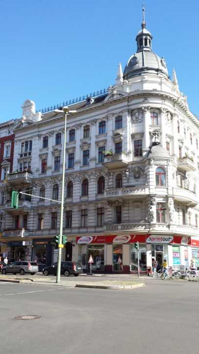 Wohnsitz von Hans Borgward und Geschäftsstelle der Gesellschaft für Reform des Sexualstrafrechts