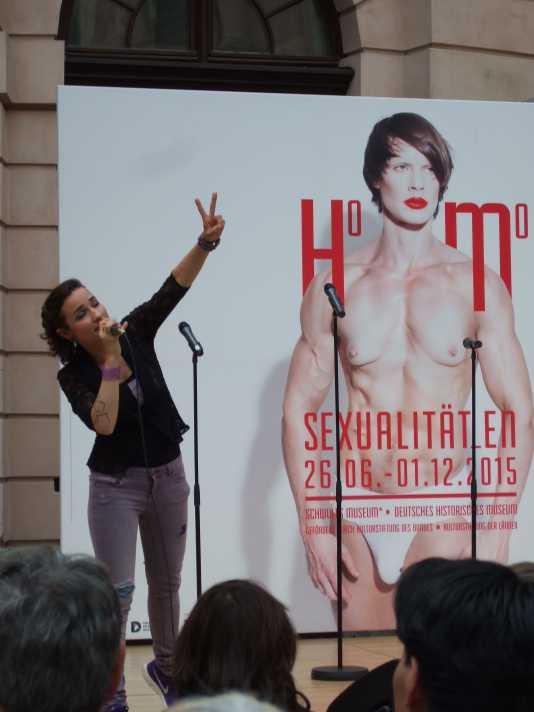 Homosexualitäten Berlin 2015, Sookee