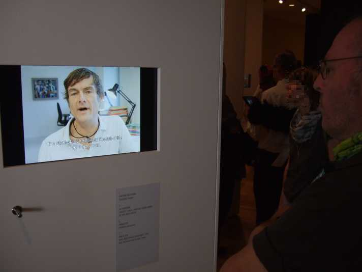 Ausstellung Homosexualität_en 2mecs Coming-out Erinnerungen Ulli