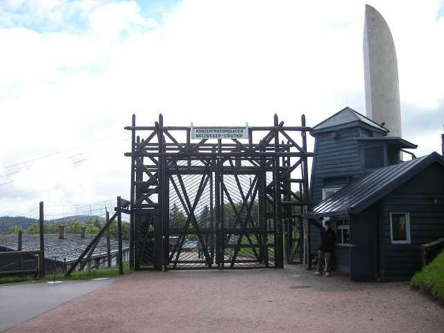 KZ Natzweiler Struthof, Portal (Foto: Andreas Klug)