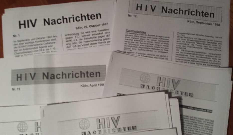 HIV Nachrichten (1997 - 2003)
