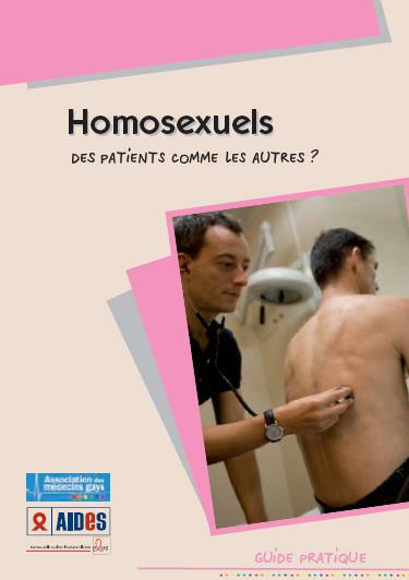 Homosexuelle Patienten wie andere auch? / Association des médecins gays & Aides: Homosexuels - des patients comme les autres?
