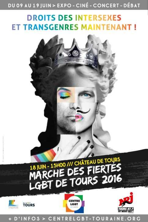 CSD Tours 2016 (c) Centre LGBT de Touraine