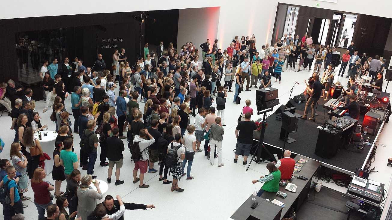 Ausstellung Homosexualitäten Münster Eröffnung
