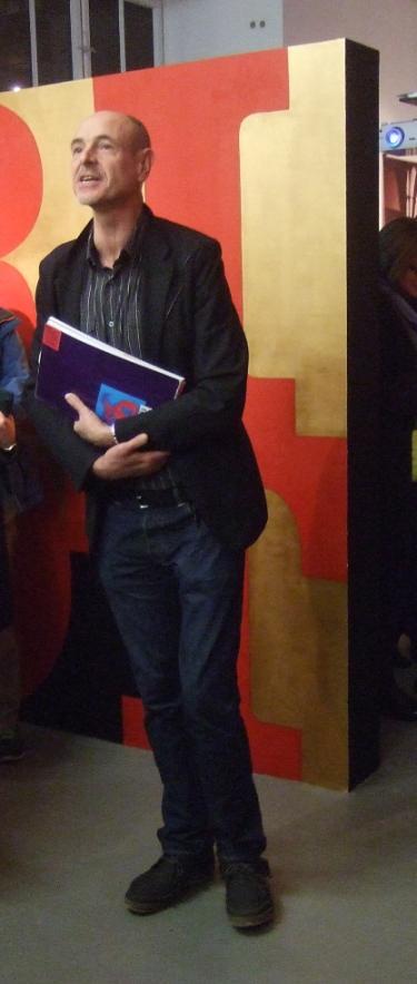 Frank Wagner im Januar 2014