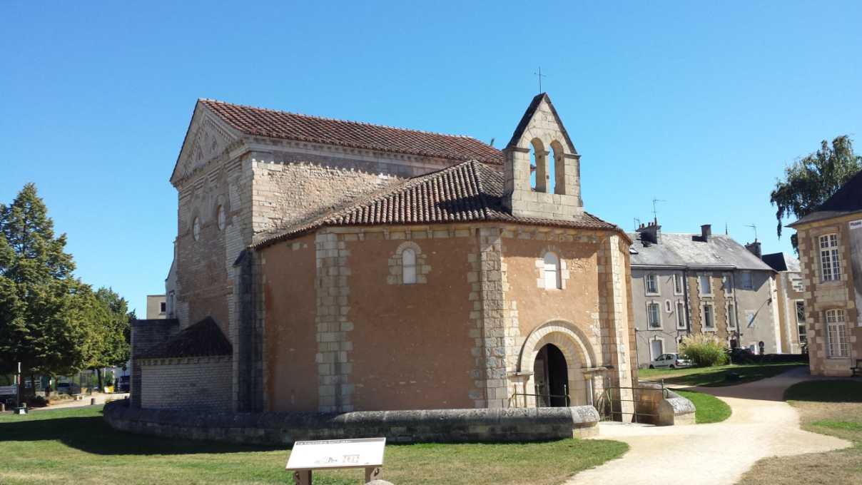 Baptisterium Saint Jean Poitiers