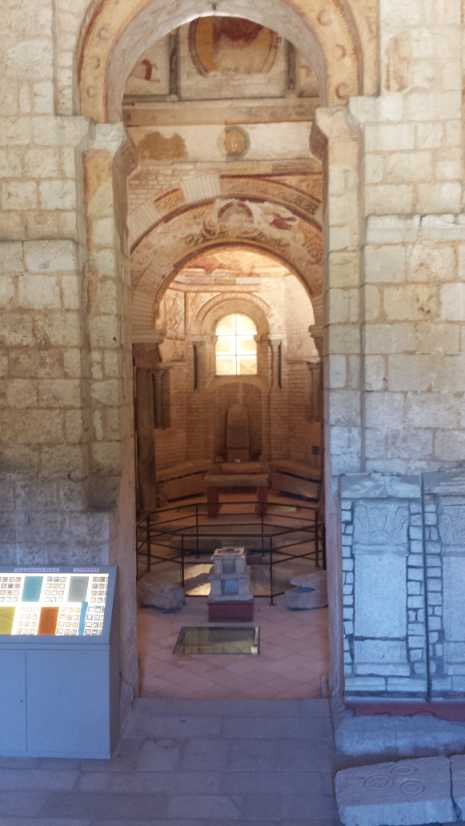 Baptisterium St. Jean in Poitiers