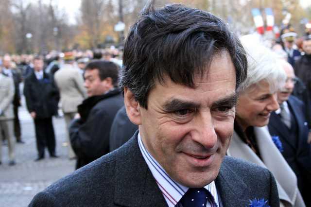 Francois Fillon im November 2008 (Foto Remi Jouan, Lizenz cc-by-sa 2.5)