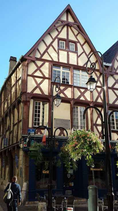 Jacques Coeur Geburtshaus in Bourges