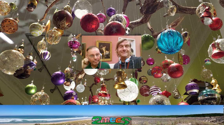 Frohe Weihnachten 2016 wünschen Joyeux Noel 2016 souhaitent 2mecs Frank und Ulli