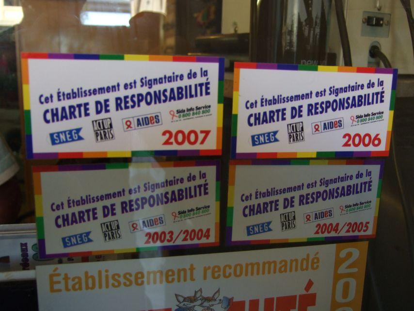 HIV Prävention in schwulen Saunen in Frankreich