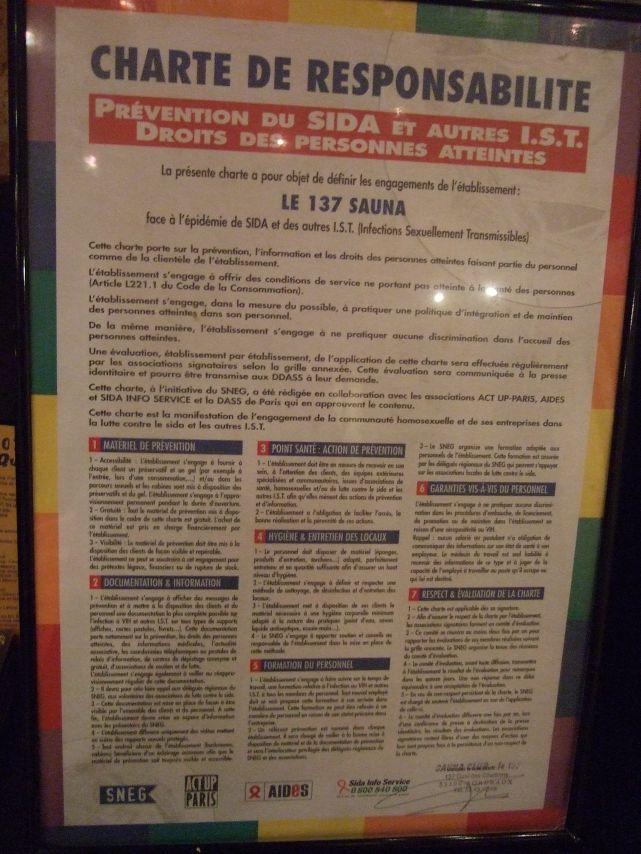 HIV Präventionsvereinbarung in Frankreich