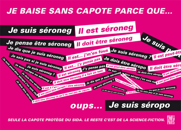 ACT UP Paris zur Viruslast-Methode