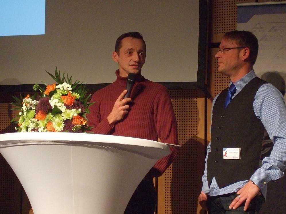 Matthias Hinz Ehrenmitglied der DAH