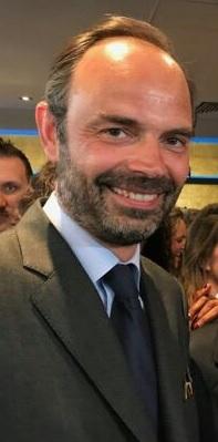 Édouard Philippe à Boulogne-billancourt en juin 2017 (Foto: Napoléonempereur, Lizenz cc-by-sa 4.0)