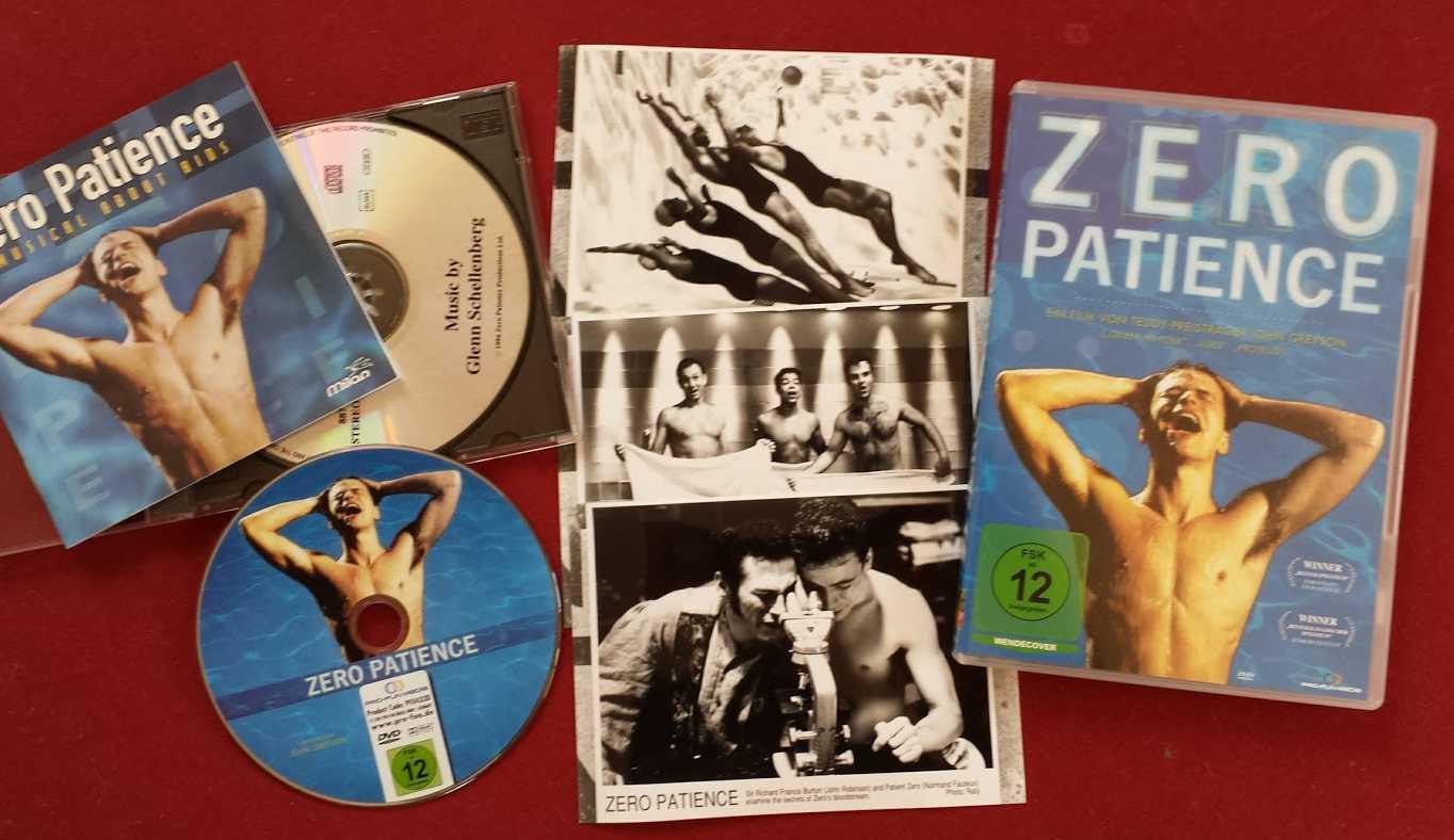 Zero Patience (1993, div. Medien)