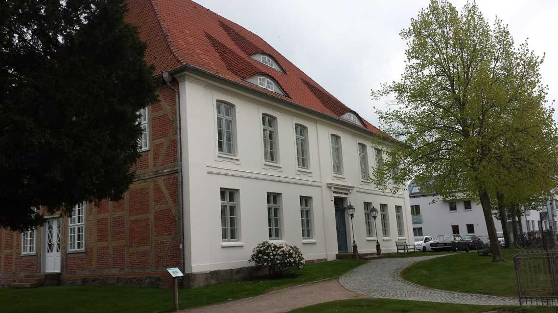 A Paul Weber Museum in Ratzeburg