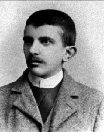 Erich Mühsam ca. 1894