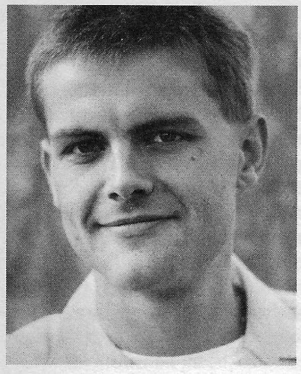 Ulli 1986, Interview über Beziehung und Treue (Foto Thomas Grossmann, ' Beziehungsweise andersrum')