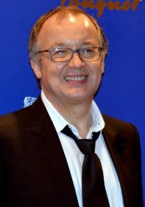 Philippe Faucon, Regisseur von Fiertés / Mut zur Liebe , bei den Césars 2016 (Foto Georges Biard, Lizenz cc by-sa 3.0)