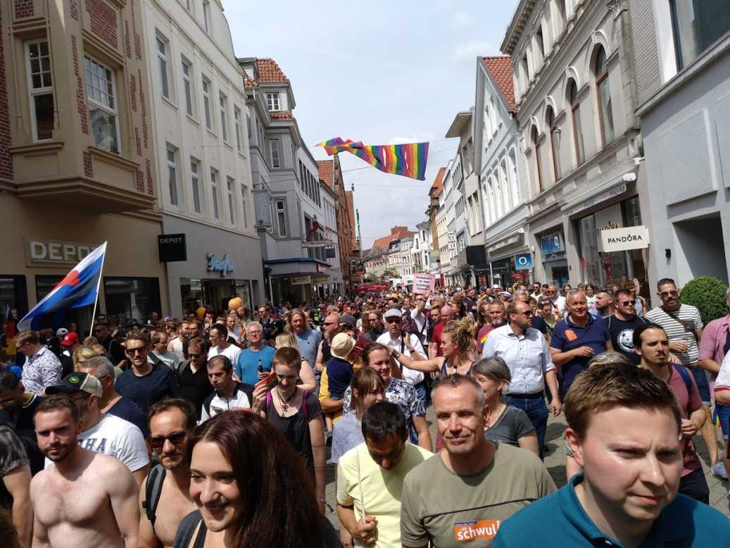 Oldenburger CSD 2018