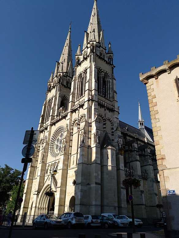 Moulins Kathedrale Cathedrale