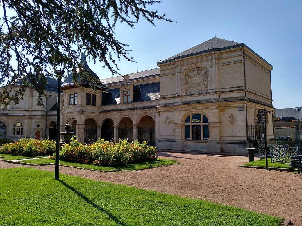 Moulins Pavillon Anne de Beaujeu Renaissance