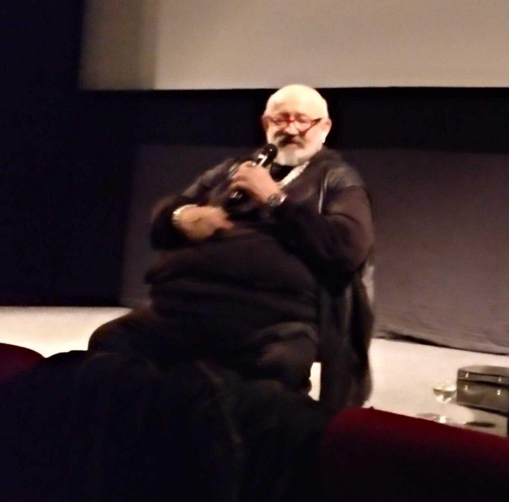 Jürgen Zeltinger kurz vor seinem 70. Gebrutstag bei einer Filmpremiere in Hamburg