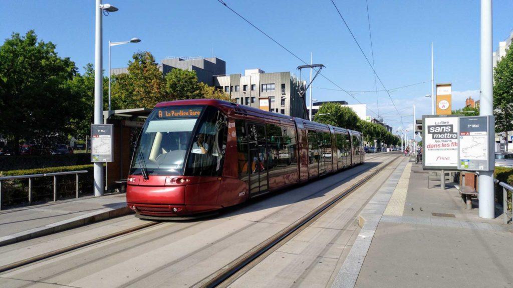 Strassenbahn Clermont Ferrand