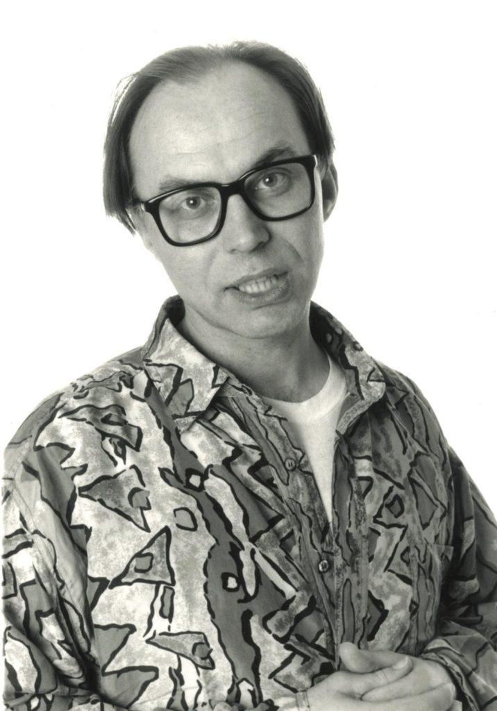 Ernst Meibeck 1991 © Florian Wüst