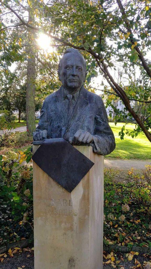 Kalr Jaspers Denkmal Oldenburg