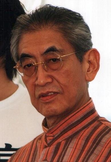 Nagisa Oshima, Regisseur von Im Reich der Sinne, 2000 in Cannes