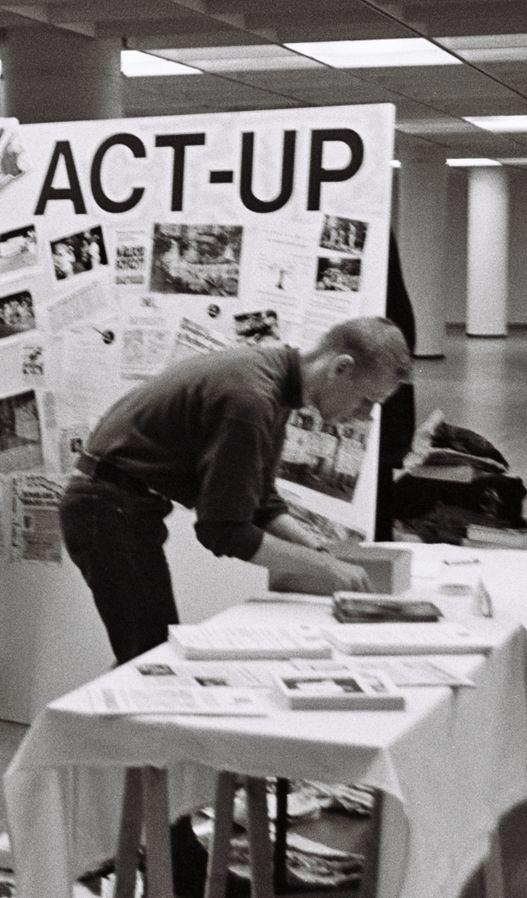 Andreas Salmen © Florian Wüst, 1990