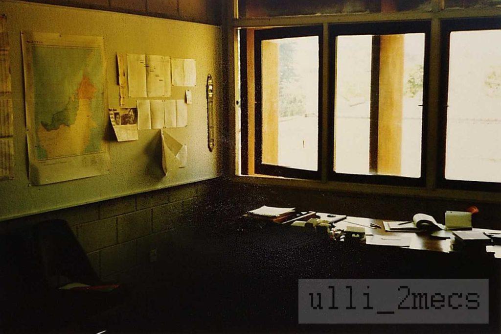 Arbeitszimmer Juni 1986 Foto Ulrich Würdemann CC BY 4.0