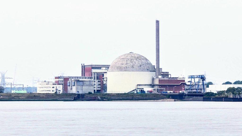 Atomkraftwerk Stade AKW Kernkraftwerk KKS