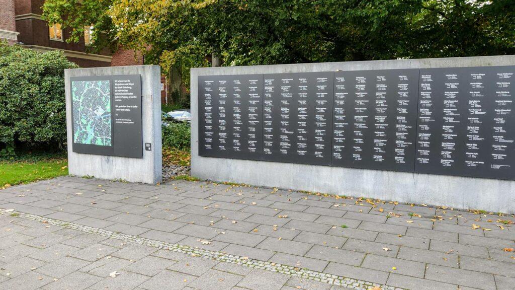Deportation Oldenburger Juden 1938 Denkmal 2013 2015