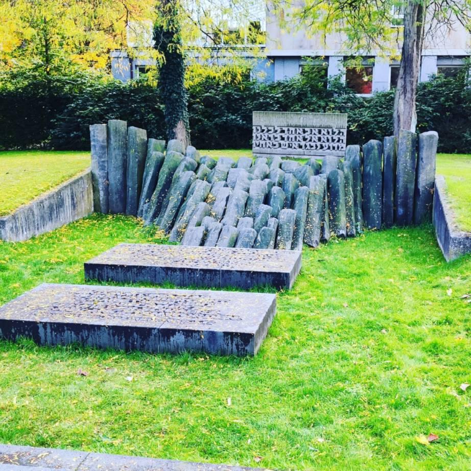 Denkmal Synagoge Oldenburg 1990 Udo Reimann